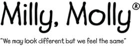 Milly, Molly logo