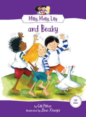 Milly, Molly, Lily and Beaky