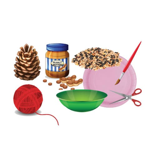 Make-Pine-Cone-Bird-Feeders